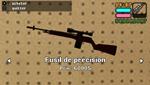 Fusil de précision