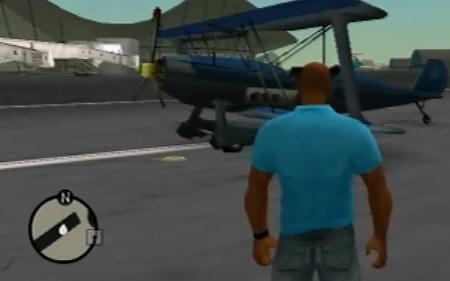 code pour avion gta vice city stories psp